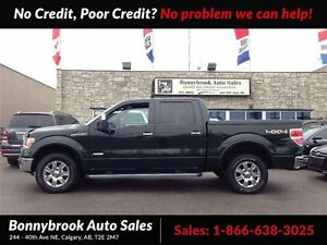 2012 Ford F-150 Lariat 4x4 comes with Navigation bluetooth heate