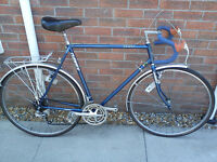 Dawes Galaxy Touring Road Bike Bicycle Reynolds 531ST Frame