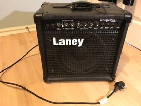 Laney HC25R hardcore amp with jack, great condition