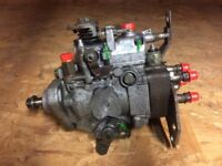 Vw t4 transporter 2.4 d reconditioned fuel injection pump with 12 months warranty