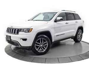 2018 Jeep Grand Cherokee Limited CUIR TOIT MAGS