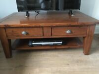 Coffee table/TV unit