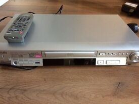 Panasonic DVD player & remote