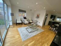 2/3 BEDROOM BRAND NEW BEAUTIFULL FURNISHED HOUSE IN WEMBLY CENTRAL
