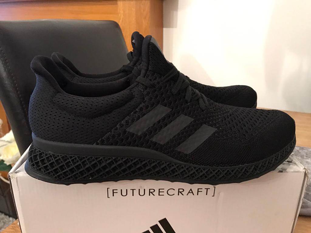 """a4d92d6a6c4b54 Adidas Futurecraft 3D Brand New size 10.5"""" UK"""