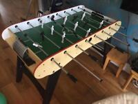 Football table / foosball