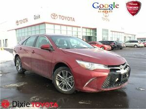 2015 Toyota Camry SE WITH REMOTE STARTER !