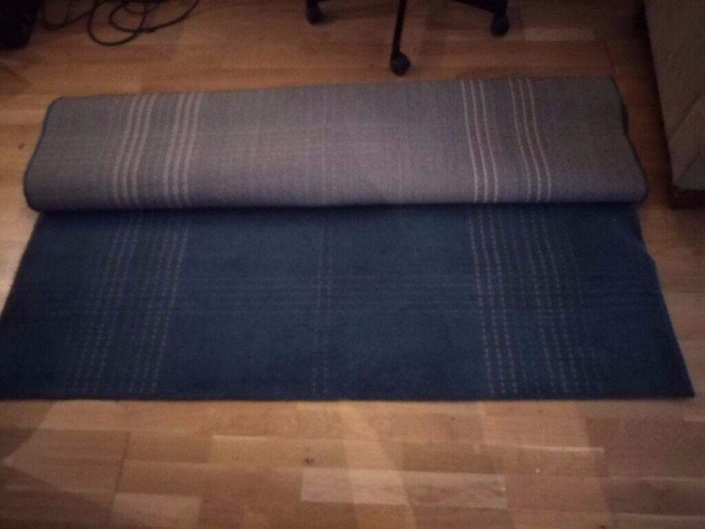 Blue rug 230X160cm