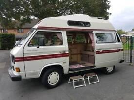 Volkswagen T25 Campervan Autosleeper
