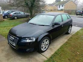 2009 Audi A3 THIS IS MY WIFE'S CAR AND ADVERTISED ELSEWHERE
