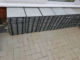 interlocking granite tiles