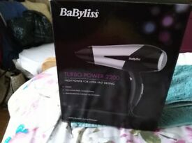 BABYLISS TURBO POWER 2200