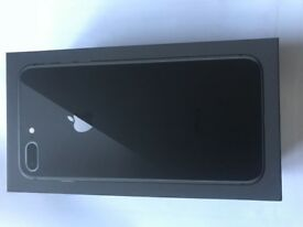 iPhone 8 Plus 64gb space grey new