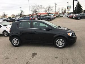 2016 Chevrolet Sonic LT ~ REMOTE START ~ HEATED SEATS!! London Ontario image 5