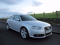 Audi A4 S- Line Auto GPS Full Service