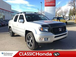 2013 Honda Ridgeline SPORT | ONE OWNER | ROOF RACKS | ALLOY RIMS