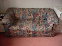 Sofa Bed. ex Ikea. Foam