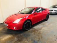 Toyota celica 1.8 vvtli t sport 190 bhp in immaculate condition 1 years mot full service history
