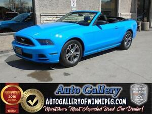 2014 Ford Mustang *Prem. Convertible