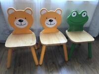 John Lewis child chairs