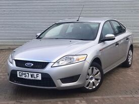 2008 FORD MONDEO EDGE TDCI 100, 1.8 DIESEL ENGINE, GREAT CAR WITH LONG MOT.