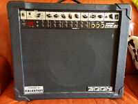 Zoom Fire 30 Modeling guitar amp / combo. Swap / Trade / Sell