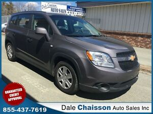 2012 Chevrolet Orlando LS * 7 PASSENGER * * Third Row Seating *