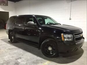 2014 Chevrolet Tahoe POLICE PACKAGE!