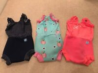 Splash About Happy Nappy Costumes x3 Large 6-14 Months