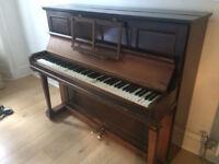 John Broadway & Sons Upright Piano