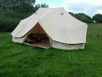 Large bell tent 6m Ultimate Emperor