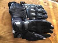 Rukka Gortex motorcycle gloves