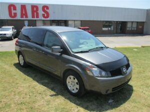 2005 Nissan Quest 3.5 S ~ DRIVES GOOD ~ HEATED SEATS ~ AS-IS ~