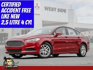 2016 Ford Fusion SE–Accident Free–$64/WEEK