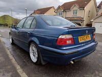 BMW 530D Sport Manual
