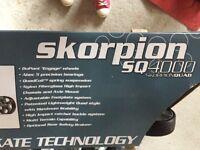 Skorpion terrain quad skates