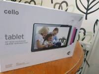 """tablet brand new 10"""" cello android wi fi"""