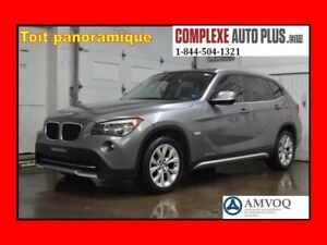 2012 BMW X1 xDrive28i *Cuir,Toit panoramique