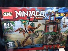Lego Ninjago sets. Brand new boxed and below rrp. Various sets - see pics