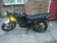 Sinnis max2 2012 reg perfect condition
