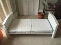 John Lewis Cot Bed for Sale - In Good condition, £45, pick up