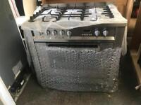 Brand new hotpoint cooker