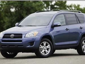 ***WANTED:TOYOTA RAV 4/2003 AND UP WE PAY TOP DOLLAR $$ START PRICE $$ 1,000 CASH ON THE SPOT CALL/ TEXT 416-688-9875