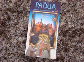 Padua (Italy) & its surroundings. English edition. Brand new. £2.00. Torquay