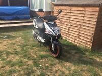 Tgb R 50X scooter