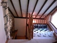 Beautiful, 2 bedroomed, spacious apartment in Central Alnwick, Northumberland