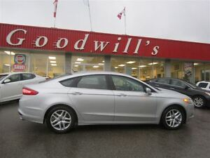 2014 Ford Fusion SE! YES! LESS THAN 7000 KMS!