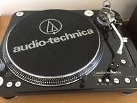 Audio-Technica AT-LP1240-USB Turntable - NEW 300 £