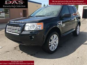2009 Land Rover LR2 HSE PREMIUM LEATHER/SUNROOF