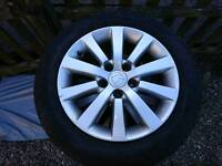 Honda civic sport ep2 alloys and tyres x4
